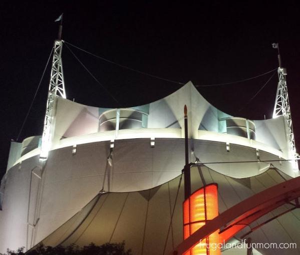 Event for Cirque du Soleil La Nouba through Westgate Lakes Resort and Spa