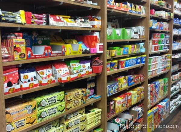 Food options at onsite store Westgate Lakes Resort and Spa