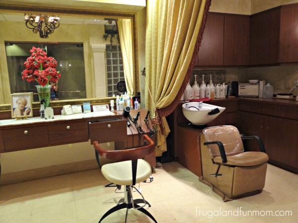 Hair Salon at at Westgate Lakes Resort and Spa