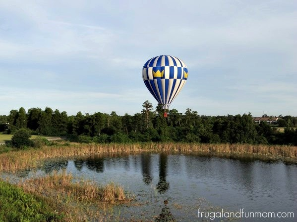 Hot Air Balloon Ride Expectations