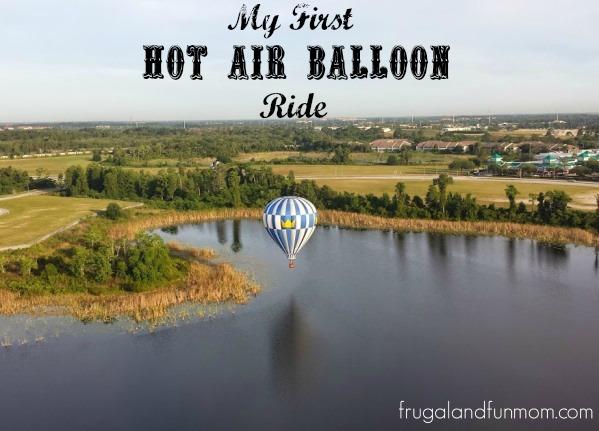 Hot Air Balloon Ride Orlando 5 Things To Expect