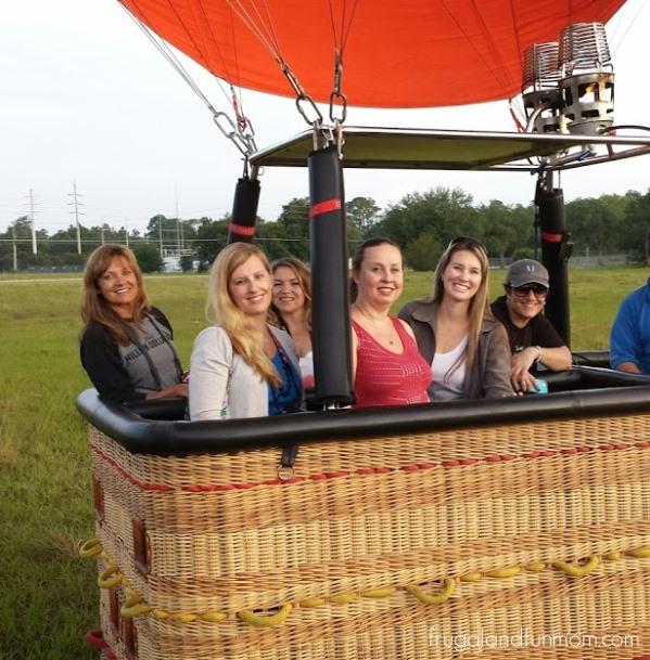 Hot Air Balloon Ride Orlando 7