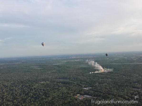 Hot Air Balloon Ride Orlando 9