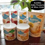 Kuddles at Winn Dixie! Affordable Baby Essentials from Birth To Toddler! {Plus Giveaway}