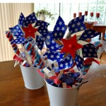 """Red, White, and Blue"" DIY Patriotic Decorating Made Simple With Oriental Trading!"
