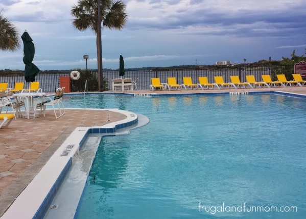 Pool at Westgate Lakes Resort and Spa