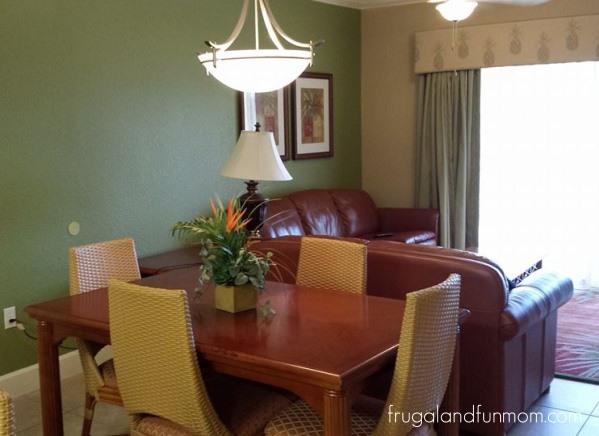Room at Westgate Lakes Resort and Spa