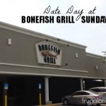 Date Day at Bonefish Grill #SundayBrunch!  {Plus $25 Meal Certificate Giveaway}