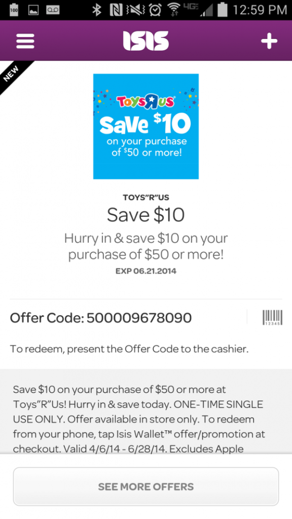 Toys r us mobile coupons