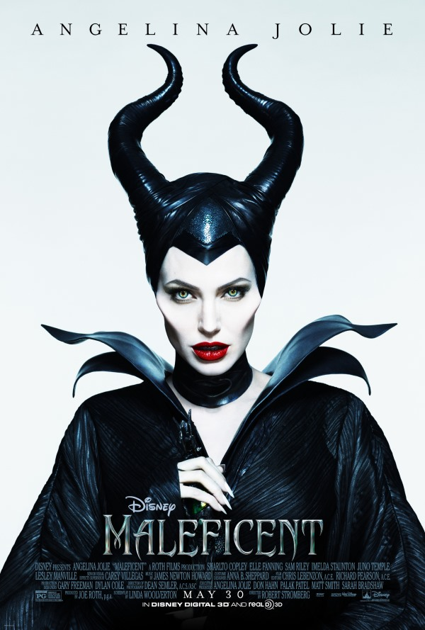 Maleficent Poster Angelina Jolie