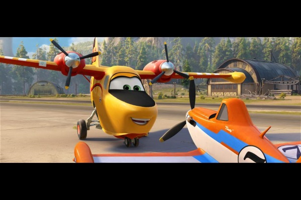 Dipper Planes Fire and Rescue