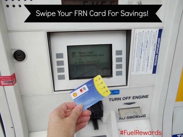 How To Save Money on Gas with Fuel Rewards Network #FuelRewards