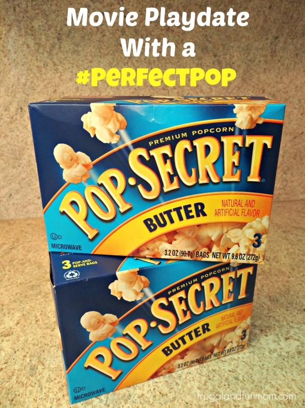 Pop Secret Popcorn App
