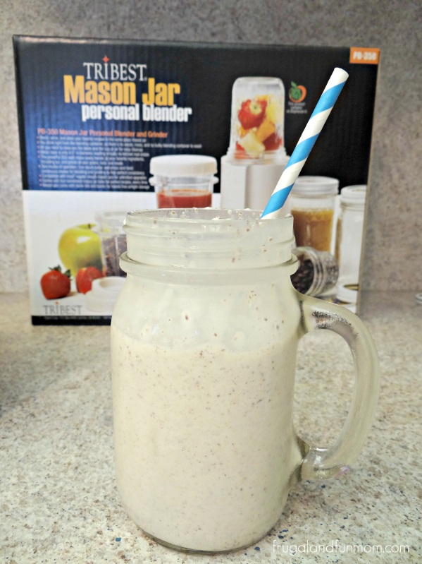 Chocolate Coconut Vanilla Shake Recipe
