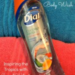 Dial Coconut Water Refreshing Mango Body Wash Review and Giveaway! #GetNoticed