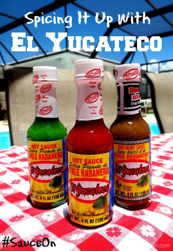 Making Sweet and Spicy Chicken Salad Wraps With El Yucateco! #SauceOn #Shop #Cbias