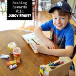 Showing Our #JuicyFruitFunSide Through Summer Reading Rewards!