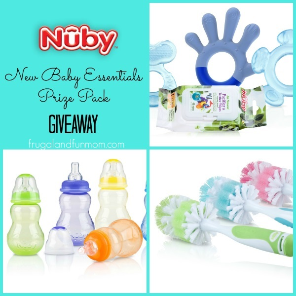 Nuby New Baby Prize Pack