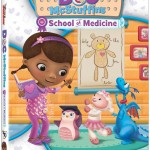 Doc McStuffins School of Medicine DVD With Dress-Up Play Set!