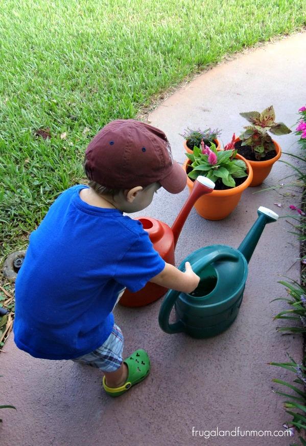 Jack O'Lantern Flower Pots 5