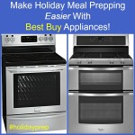 Make Holiday Meal Prepping Easier With Best Buy Appliances! #holidayprep