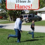 Staying Active and Warm As A Family In Hanes Fleece! #HanesFleece