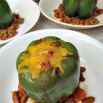 Bell Pepper Chili Bowls Recipe!