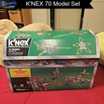 American Certified K'NEX 70 Model Building Set! Great Holiday Gift Idea!