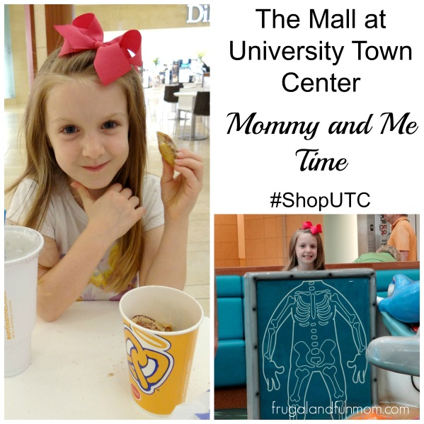 Mommy and Me Time and Entertaining My Child at The Mall at University Town Center! #ShopUTC
