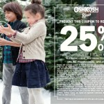 Winter & Holiday Outfits at OshKosh B'gosh! #GIVEHAPPY Plus, Print A 25% off Coupon!