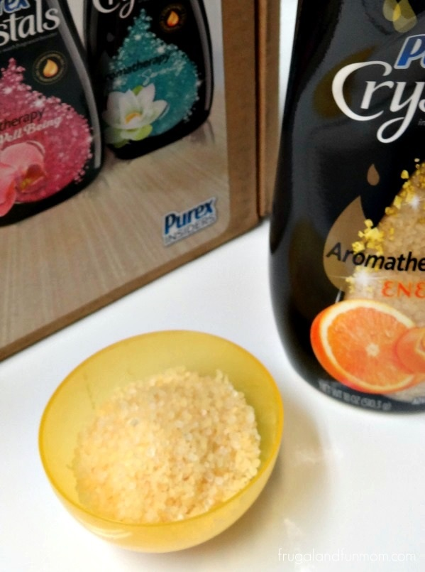 Purex Crystals Aromatherapy Energy Review