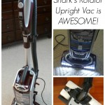 6 Reasons Why The Shark Rotator Powered Lift-Away Upright Vac is AWESOME!