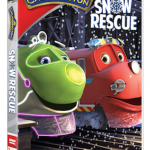 Chuggington: Snow Rescue DVD Review! Plus FREE Coloring Sheets!