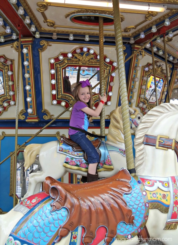 Merry-Go-Round-Fun-Spot-Kissimmee-Florida