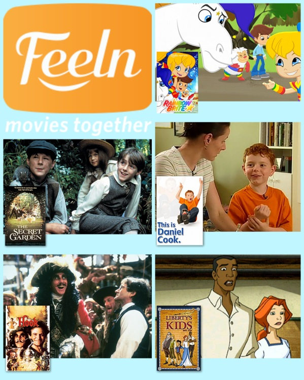 Shows and Movies on Feeln