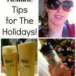 Beauty Routine Tips for The Holidays!
