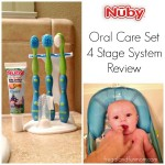 Nuby Oral Care Set 4 Stage System Review!