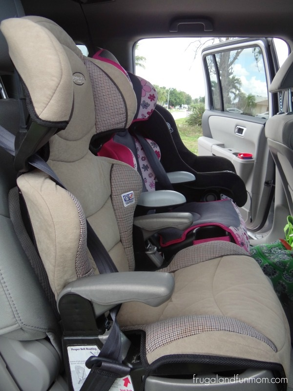Purex PowerShot Review Clean Car Seats