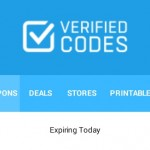 50% + Off SAVINGS Coupons at Verified Codes! Updated and Verified Daily!
