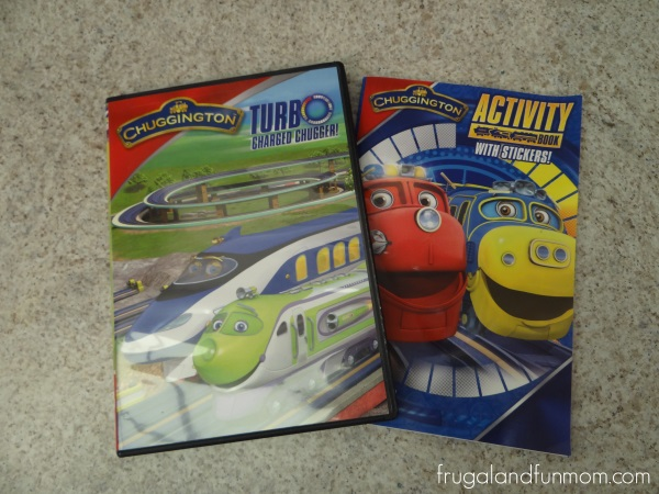 Chugginton DVD Turbo Charged Chugger