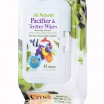Nuby All Natural Pacifier and Teether Wipes with Citroganix Review!
