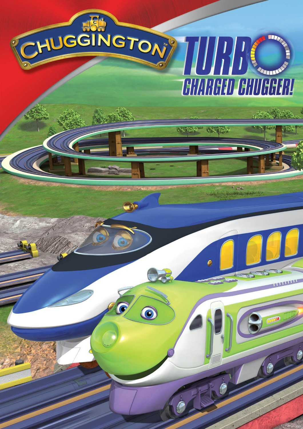 Turbo Charged Chugger Chugginton DVD