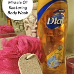 Dial Miracle Oil Body Wash Review Plus Giveaway!