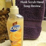 Dial Sugar Cane Husk Scrub Hand Soap Review Plus Giveaway!