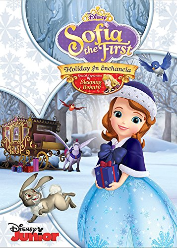 Holiday in Enchancia Sofia the First DVD