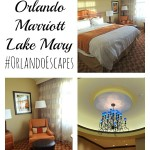 Preview of the Orlando Marriott Lake Mary Florida! #OrlandoEscapes