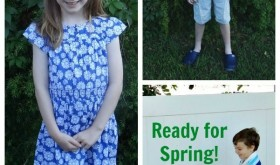 Ready for Easter and Spring in OshKosh BGosh Boys and Girls Clothes