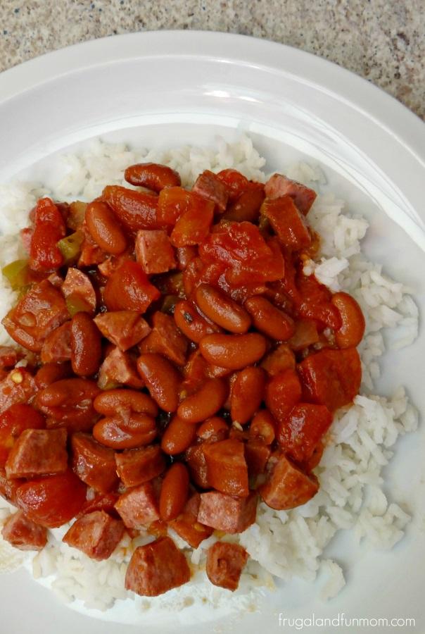 Sausage Chili