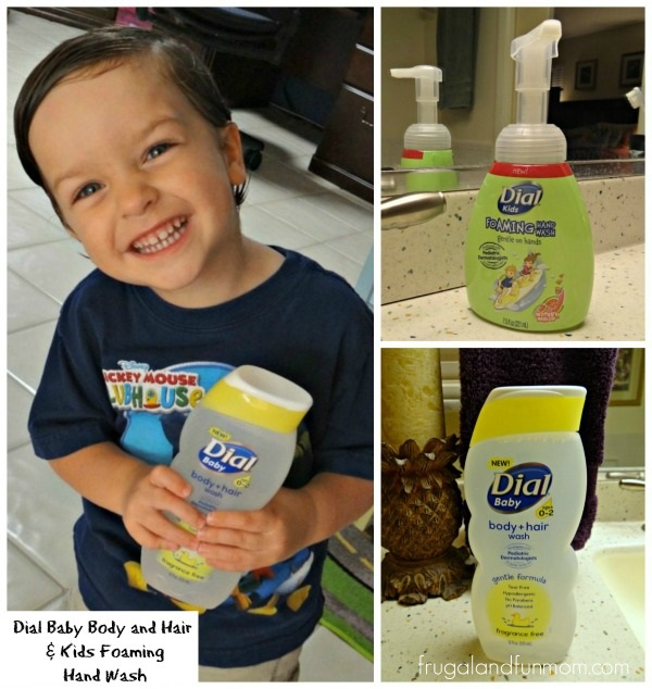 Dial Baby and Kids Soap