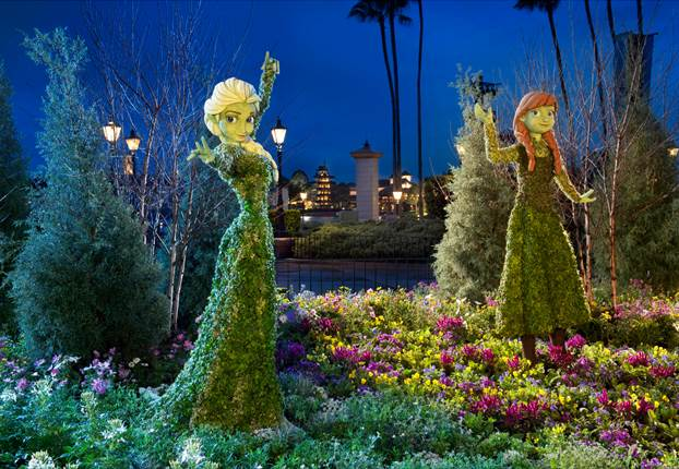 EPCOT International Flower & Garden Festival Event 2